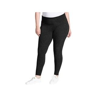 Calvin Klein Womens Athletic Leggings Yoga Fitness