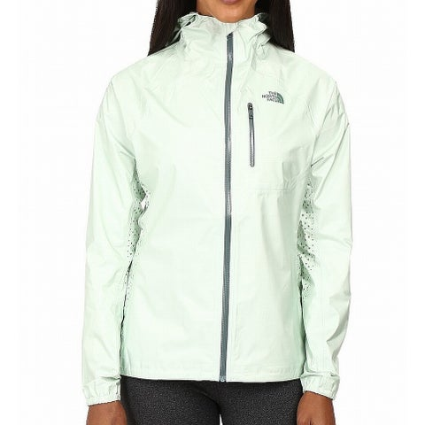 The North Face Green Womens Size Small S Fuse Windbreaker Jacket