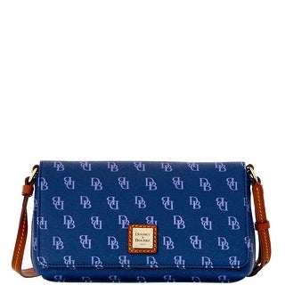 Dooney & Bourke Gretta Becca Crossbody (Introduced by Dooney & Bourke at $138 in Apr 2016) - blue lavender