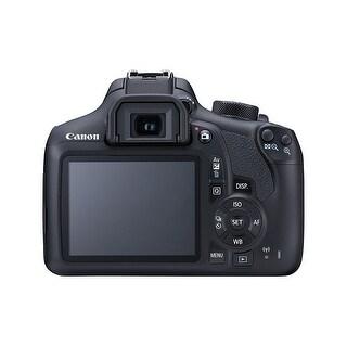 Canon EOS 1300D EF-S 18-55mm 18.7MPCanon EOS 1300D EF-S 18-55mm 18.7MP CMOS 5184 x 3456 Pixels (International Model)