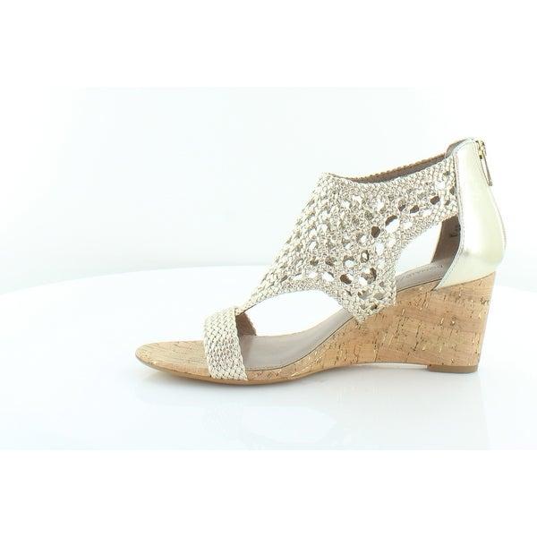 Donald J Pliner Joli Women/'s Sandals Platino