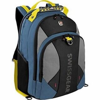 Swiss Gear Unisex Pulsar Backpack, Dark Blue/ Chart, Os