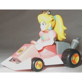 Super Mario Kart Series 1 Figure Racing Car Princess - Multi