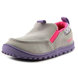 Reebok VentureFlex Moc Toddler Moc Toe Synthetic Gray Loafer