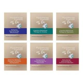 Psychotherapy Essentials to Go - Mark Fefergrad, Sophie Grigoriadis, et al.