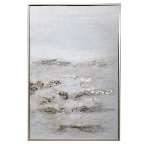 Uttermost Open Plain Abstract Art