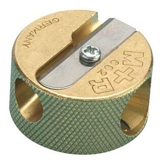 Alvin Sharpner Brass 2 Hole 12-box