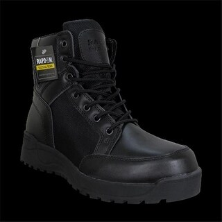 Rapid Dominance Crusher 6 in. Boots, Black - Size 7