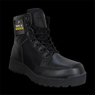 Rapid Dominance Crusher 6 in. Boots, Black - Size 9