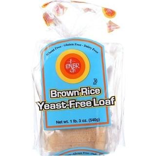 Ener-G Foods - Brown Rice Yeast Free Loaf ( 6 - 19 OZ)