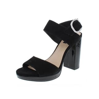 a69a45e20387 Quick View. Option 47414366. Option 47414368.  104.00. DKNY Womens Bell  Slingback Sandals Suede Block Heel. New Arrival