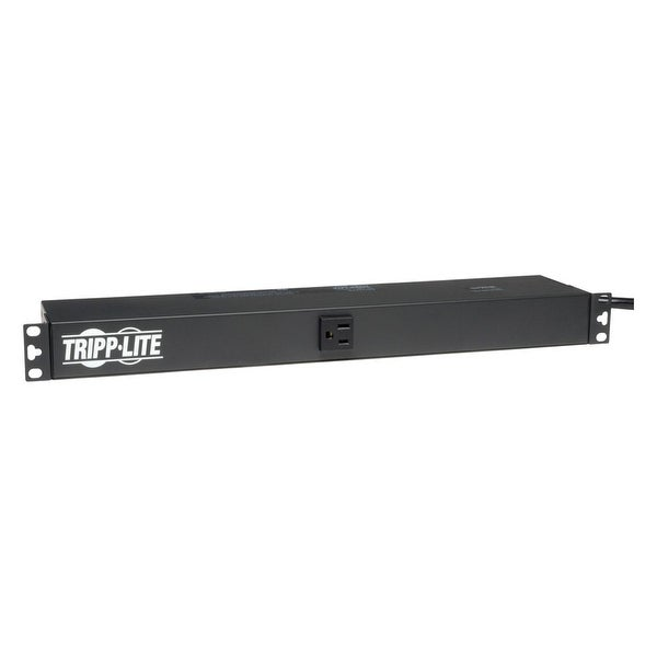 "Tripp Lite Pdu Single Phase Basic 120V 13 Outlets 15Ft Cord 19"" Rack-Mountable"