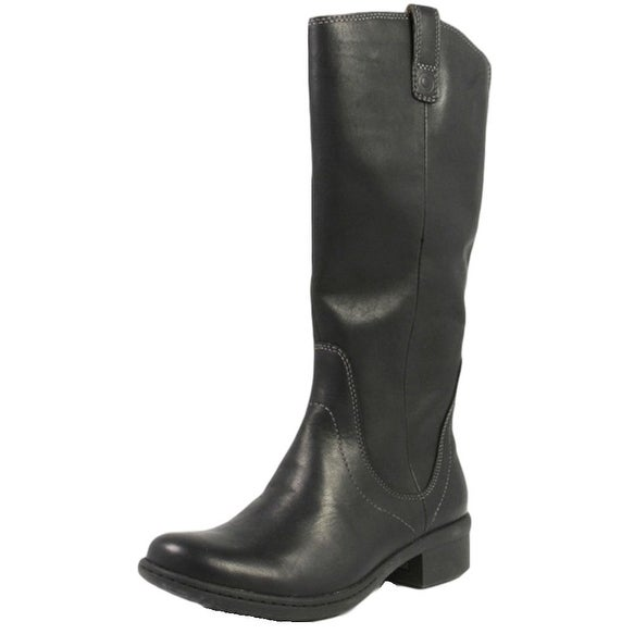 Bogs Outdoor Boots Womens Kristina Tall Leather Waterproof