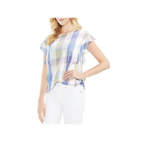 6ab06309903ece Buy Purple 3/4 Sleeve Shirts Online at Overstock | Our Best Tops Deals