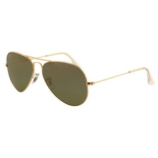 Ray-Ban RB3025 001/58 58MM Sunglasses - Gold