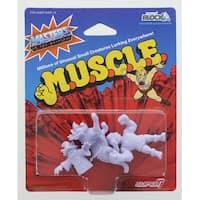 Masters of the Universe M.U.S.C.L.E. Mini Figure 3-Pack: Orko, Battlecat, Fisto - multi