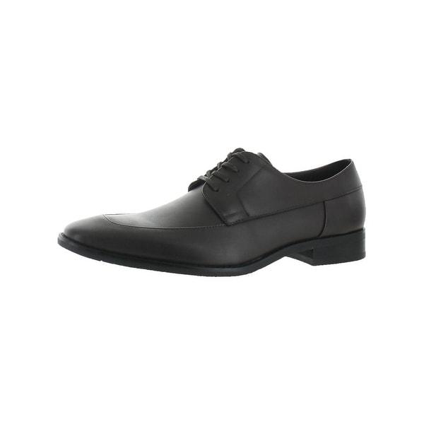 Calvin Klein Mens Rambert Dress Shoes Almond Toe Lightly Padded