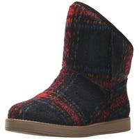 Indigo Rd. Womens Aylee Closed Toe Ankle Cold Weather Boots