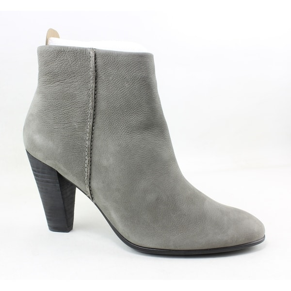 13aa4349bd2c3 Shop ECCO Womens Shape 75 Gray Ankle Boots EUR 40 - Free Shipping ...