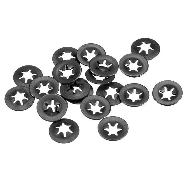 Starlock Washers , M3x9 Internal Tooth Clips Fasteners Assortment Kit , 20pcs - M3x9,20pcs