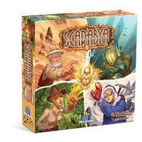 Scarabya Board Game - multi