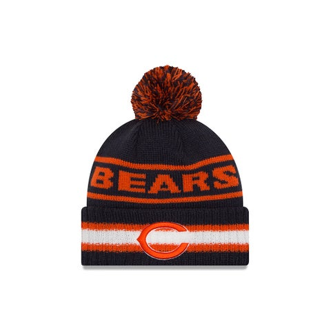 New Era Chicago Bears Vintage Select Knit Hat