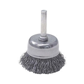 "Weiler 2"" Crimp Wire Cup Brush"