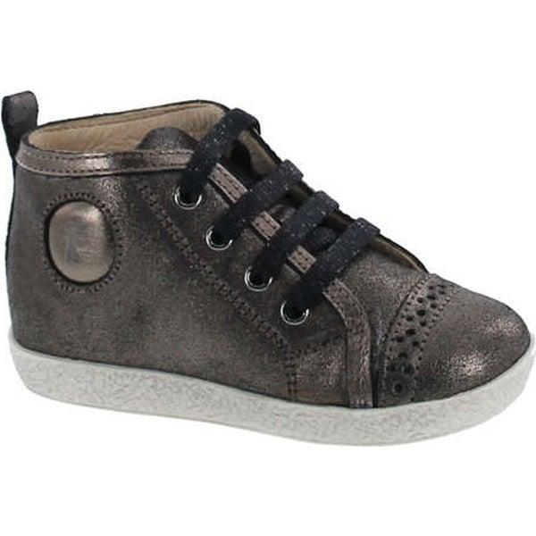 Naturino Girls 1587 Designer Lace Up Fashion Sneakers