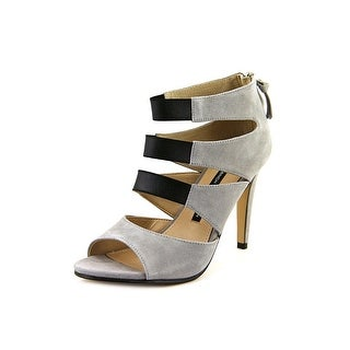 French Connection Nolie Open Toe Suede Sandals