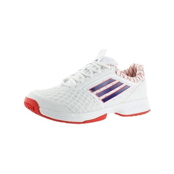 Adidas Womens adizero Tempaia Tennis Shoes Textured Training - 8 medium (b,m)