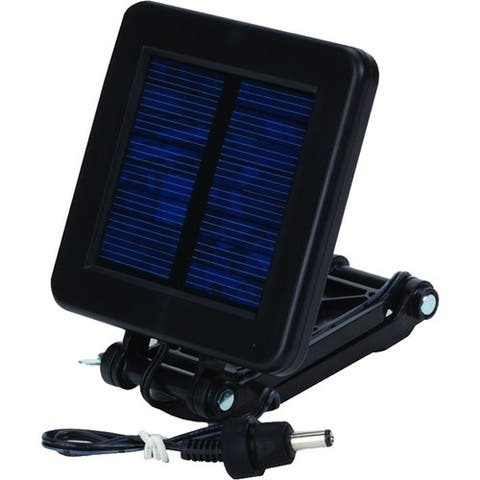 Moultrie Deluxe Solar Panel MFHP12349 w/ 6 Volt Panel - Single