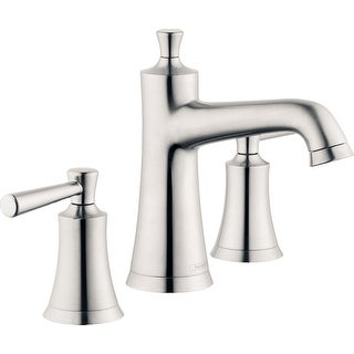 Hansgrohe 04774  Joleena 1.2 GPM Widespread Deck Mounted Bathroom Faucet with Pop-Up Drain Assembly