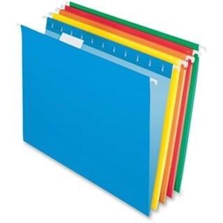 Tops Business Forms Pendaflex 2 Tone Color Hanging File Folders