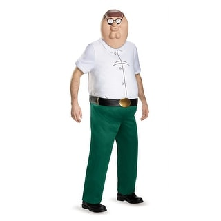 Peter Griffin Deluxe Adult Costume