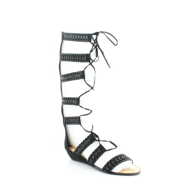Carlos Santana Kingston Women's Sandals Black