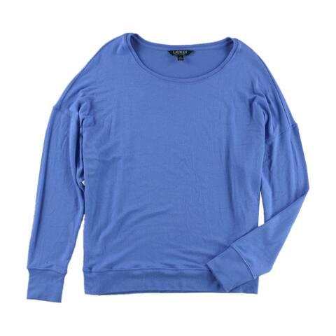 Ralph Lauren Womens Relaxed & Loose Basic T-Shirt
