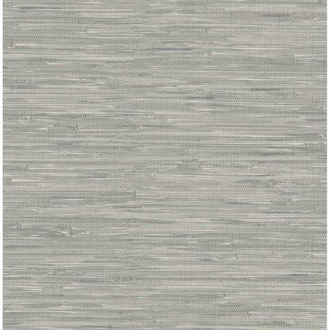 Brewster NU2083 30-3/4 Square Foot - Tibetan Grasscloth - Prepasted Vinyl Wallpaper - n/a - N/A