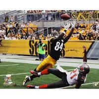 Antonio Brown Autographed Pittsburgh Steelers 16x20 Photo JSA