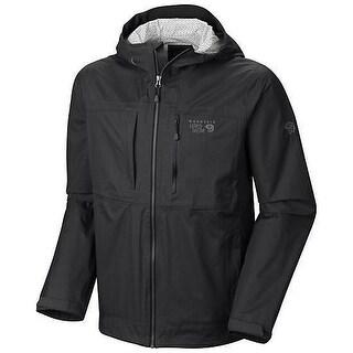 Mountain Hardwear Mens Plasmic Downtown Jacket - Waterproof DryQ Evap
