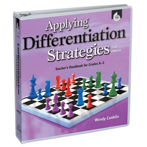 Applying Differentiation Strategies Gr K-2 Teachers Handbook