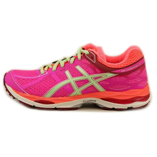 Buy ASICS Women's Gel Cumulus 17 Running Shoe, Pink Glow