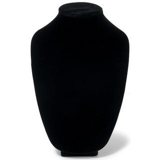 "Necklace Stand 12""-Black Velvet"