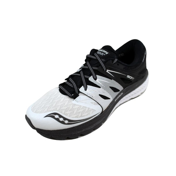 7a54994d Shop Saucony Men's Zealot Iso 2 Reflex White/Black-Silver S20332-1 ...