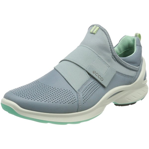 edcd6faa387c Shop ECCO Womens Biom Fjuel Fabric Low Top Pull On Walking Shoes ...