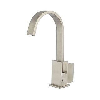 Fortis 842500C Corsini 1.2 GPM Single Hole Bathroom Faucet (3 options available)