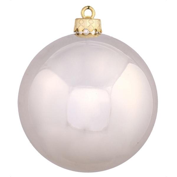 "2.4"" Champagne Shiny Ball UV 24/Bag"