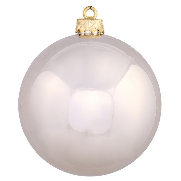 "2.75"" Champagn Shiny Ball UV Drill 12/Bg"