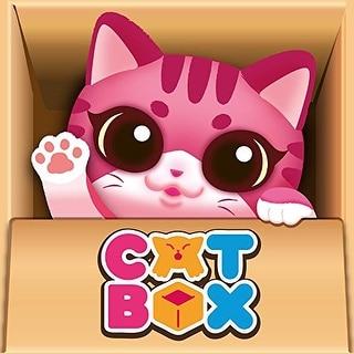Cat Box Game Board Game