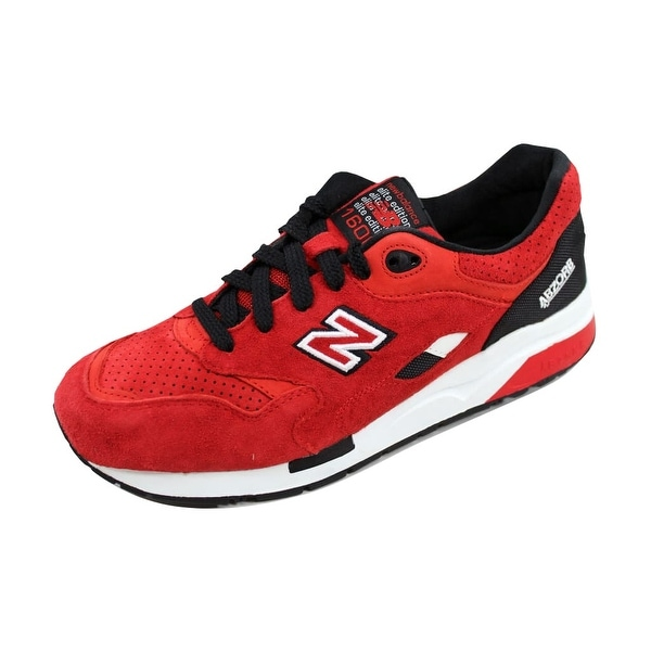 New Balance Men's 1600 Elite Red/Black CM1600RB