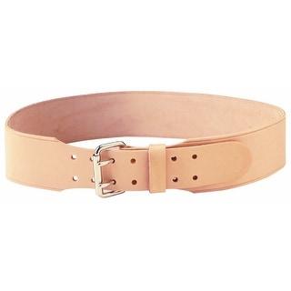 "CLC 962M Tapered Leather Medium Work Belt, 35-40"""